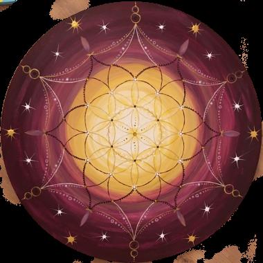 mandala-drittes auge