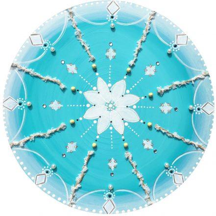 Kristall türkis