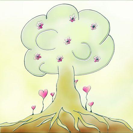Lebensbaum-deuten-Heilige Bäume