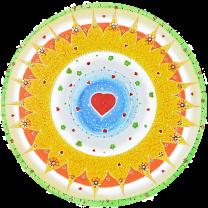 Anleitung Arbeit mit dem inneren-kind-mandala-malen