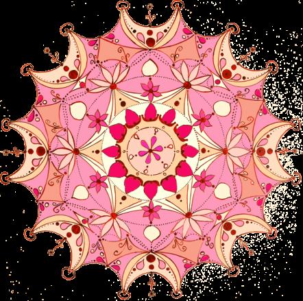 Malkurs am Wochenende - Mandala - Intuitives Malen