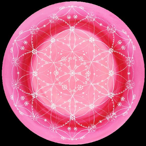 blume-des-lebens-rosa-pink