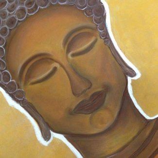 Buddha lebensgroß - Seminarräume