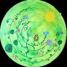 Heilkreis-Blütenmeer