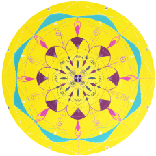 mandala-solar-plexus-gelb