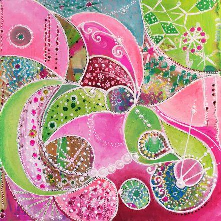 Ausbildung intuitives malen Kunsttherapie