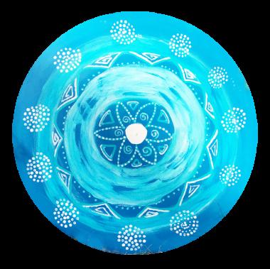 Mandala-2-türkis