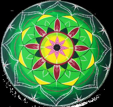 Mandala-herzchakra