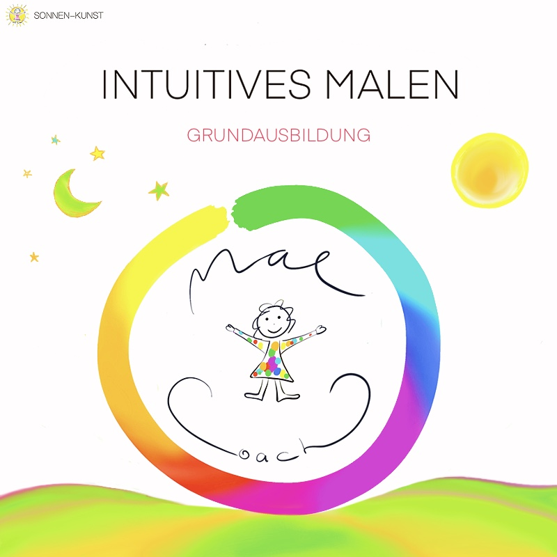 Intuitives Malen ausbildung