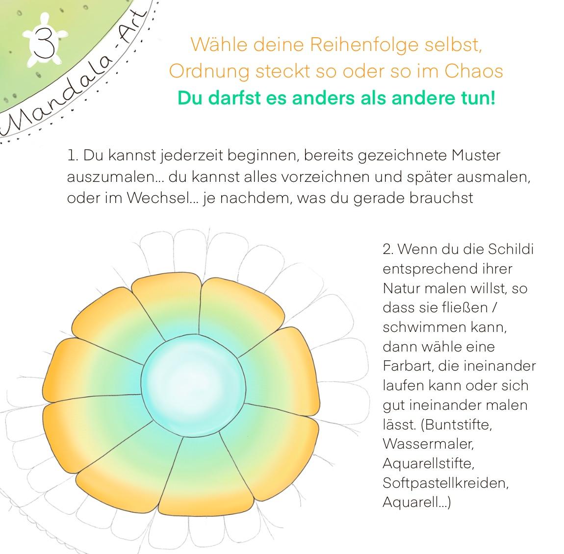 Fortbildung Malkurse Intuitives Malen